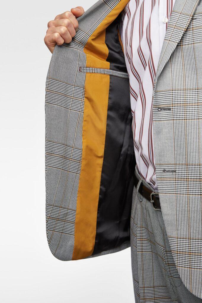 подкладочная ткань для костюма