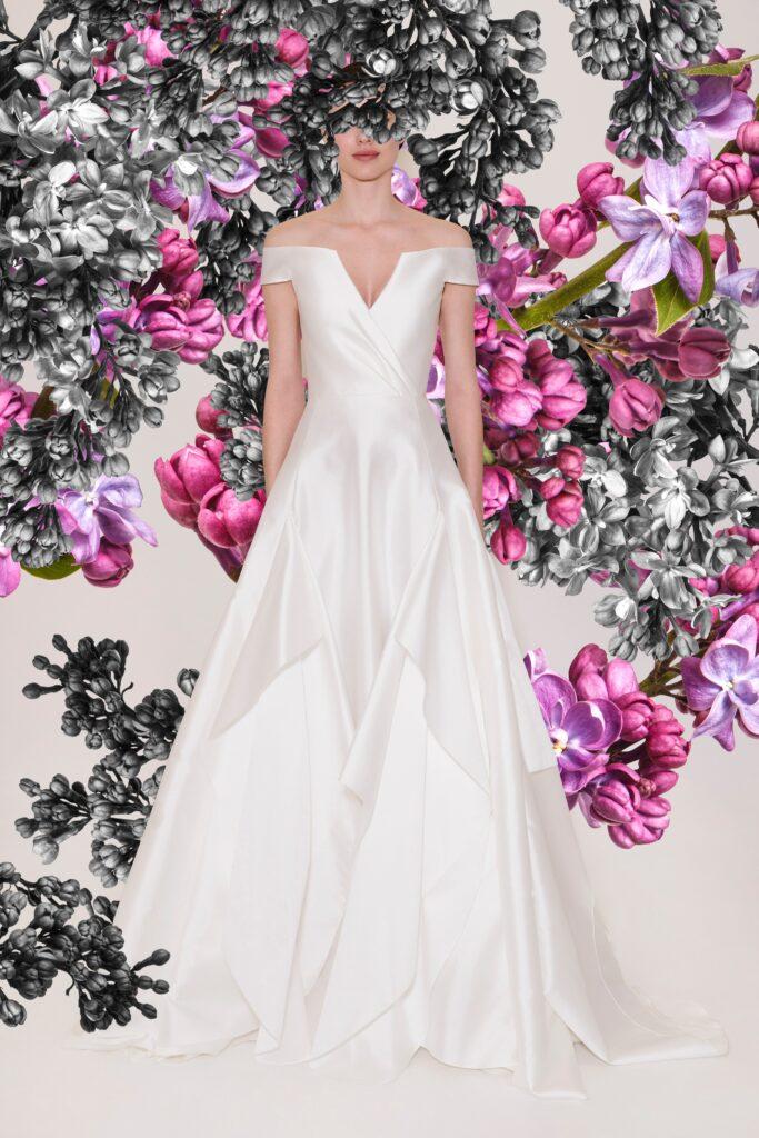 платье Reem Acra