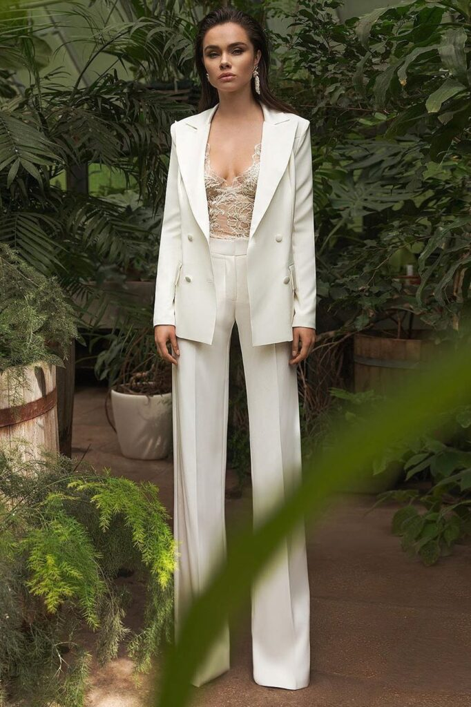 bridal suit Rebel Collection