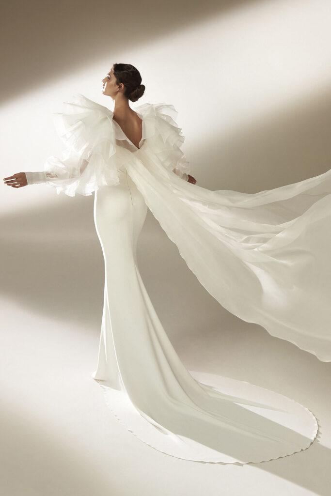 Air chiffon fabric