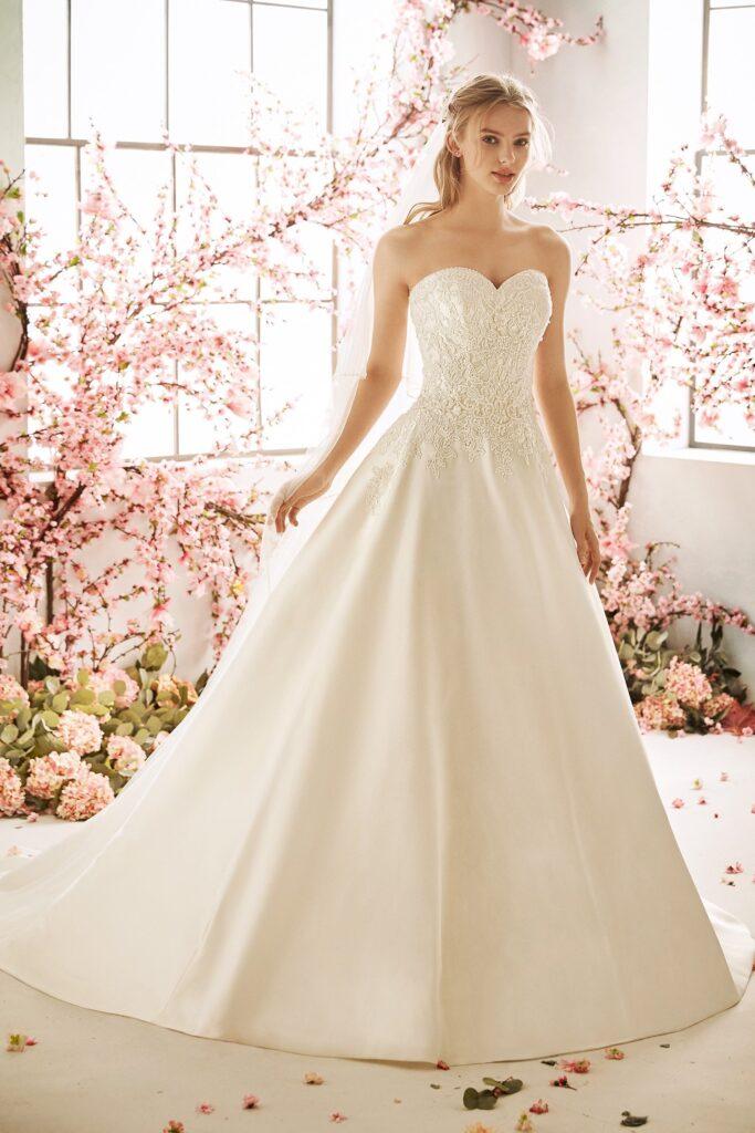wedding dress St. Patrick