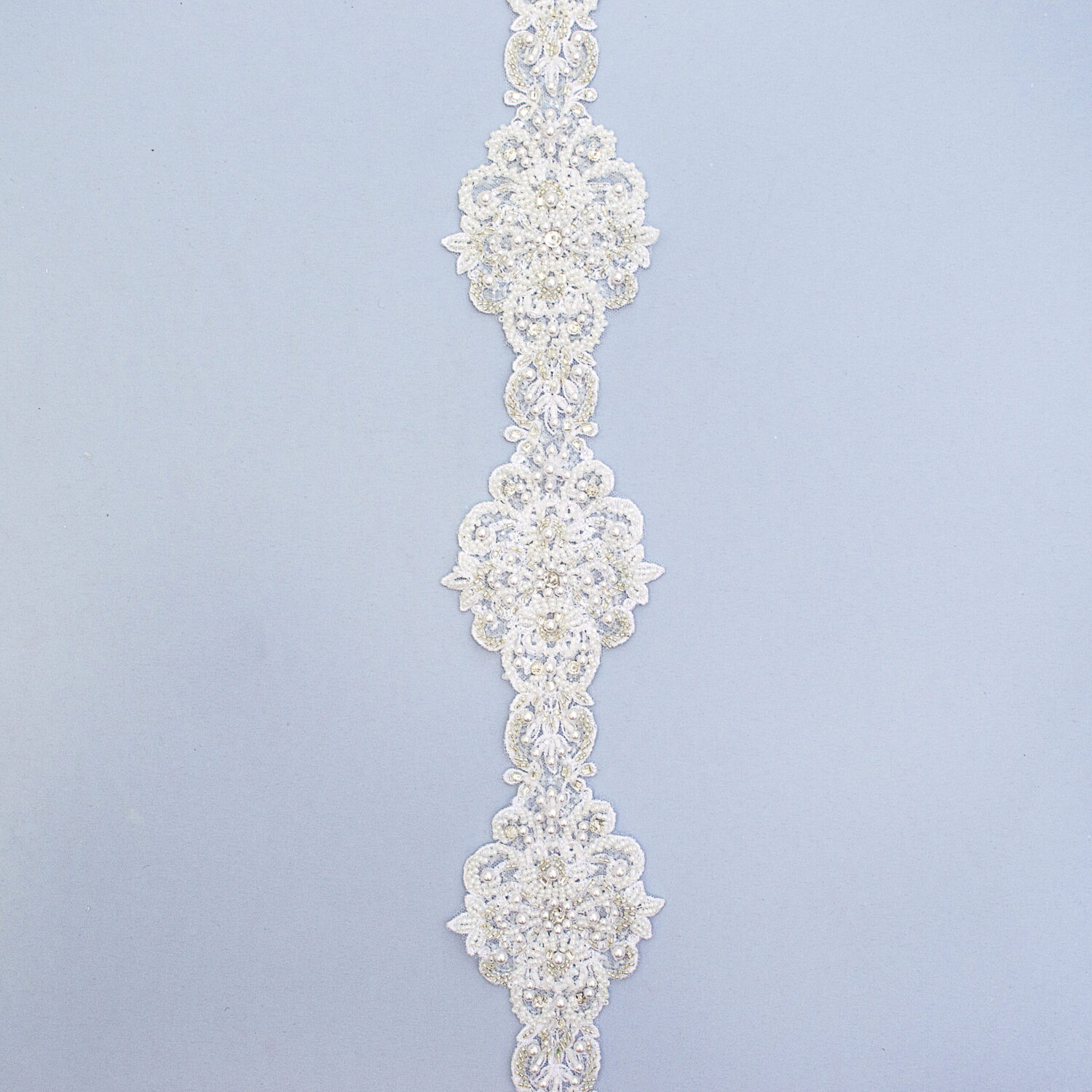 Belt with beads M9837(D)FB-N44