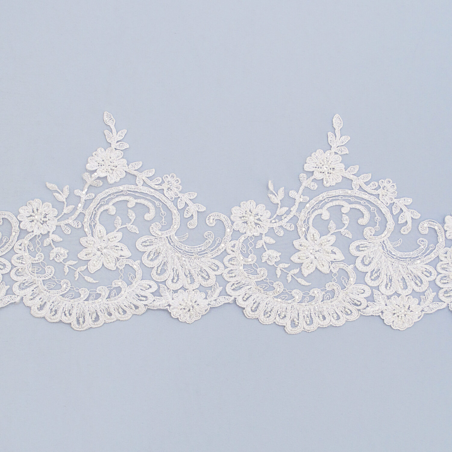 Embroidered lace trim C1312C4FB-N44