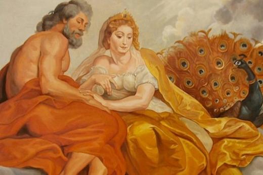 Фата в Древней Греции