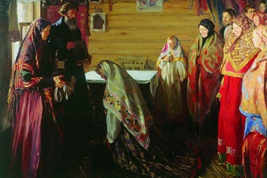 Невеста в Киевской Руси