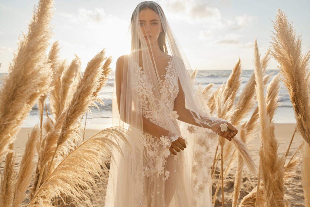 Фата невесты 2021