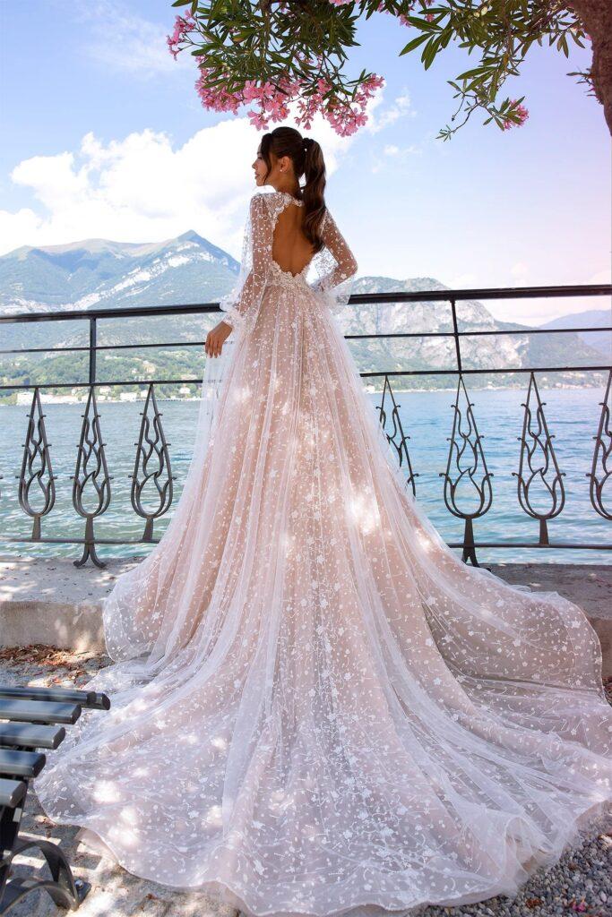 Maria Anette свадебное платье из кружева