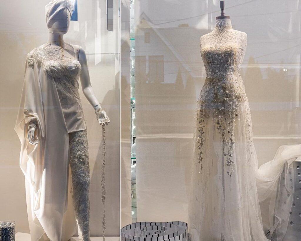 виды кружева для свадебного платья