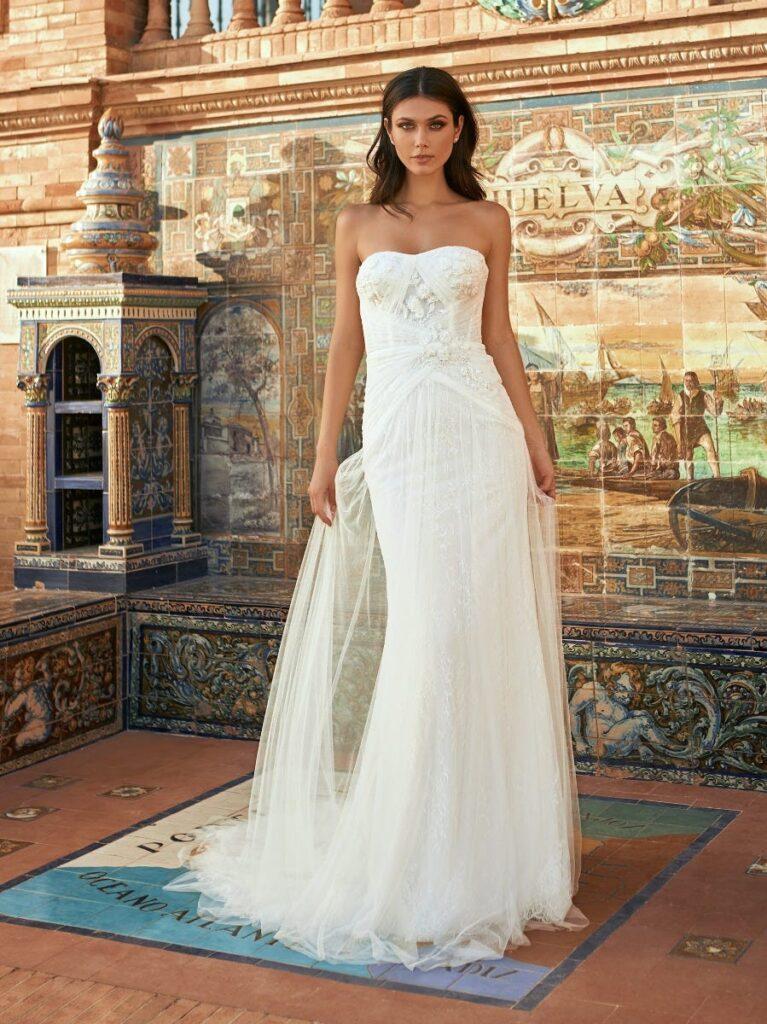 платье богини