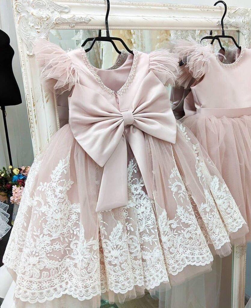 платье с кордовым кружевом