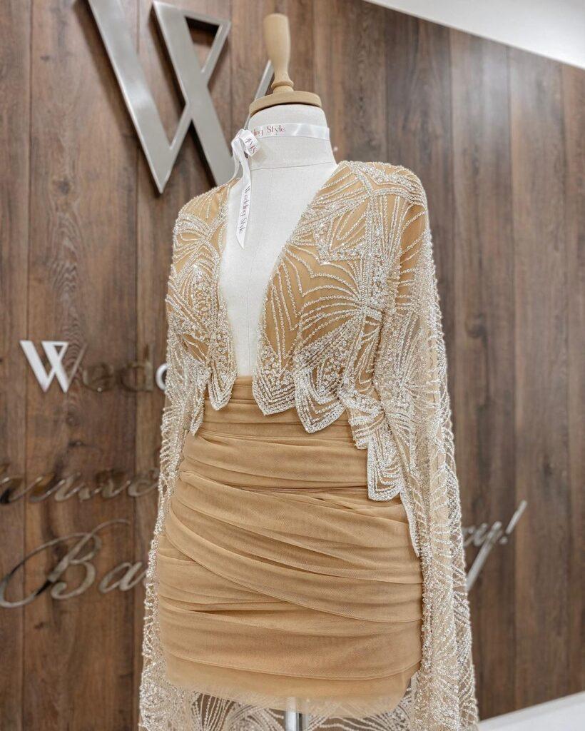 гипюр для платья