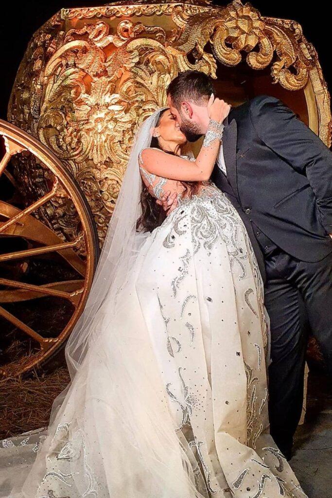 платье для невесты Charbel Zoe