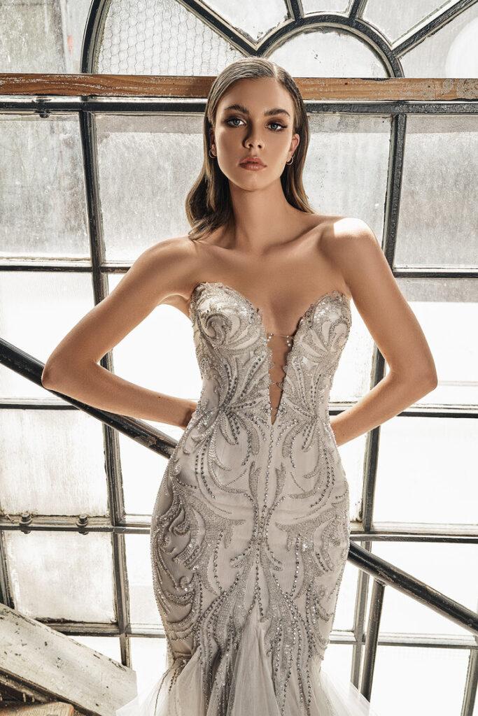 свадебное платье George Elsissa