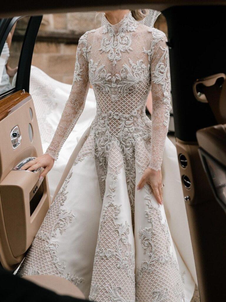 платье J'Aton Couture