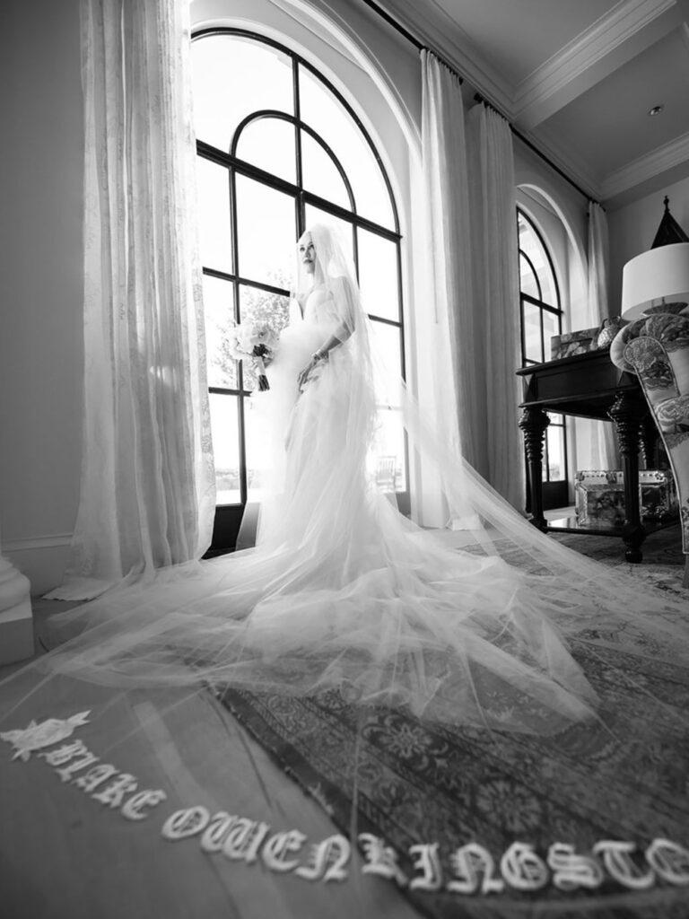 Свадебные платья знаменитостей Гвен Стефани
