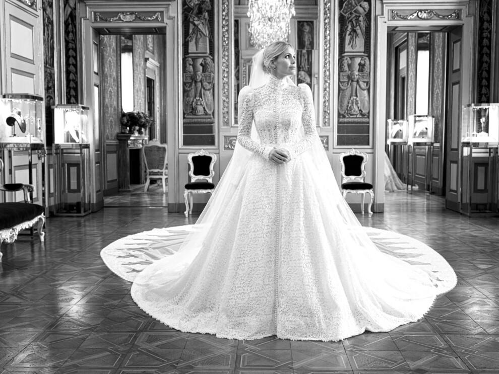 свадебное платье Китти Спенсер