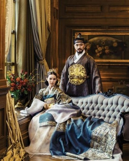 традиционный халат