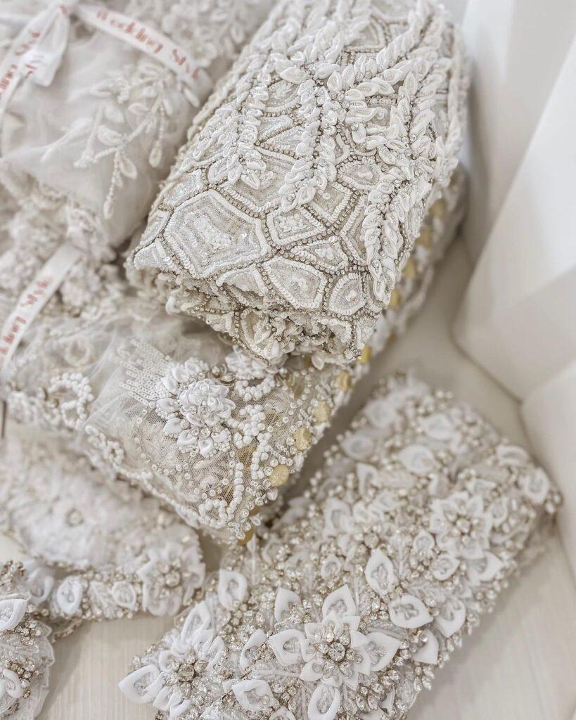 дорогие ткани для платья